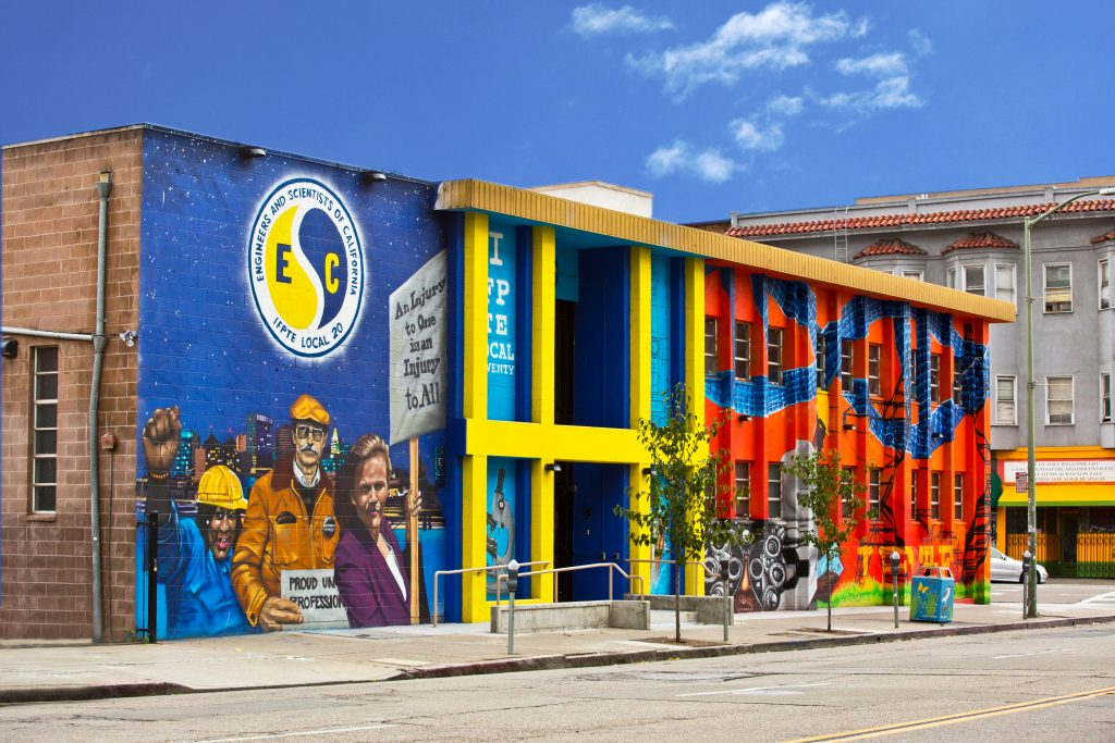 ESC Local 20, IFPTE Ben Hudnall Memorial Union Hall