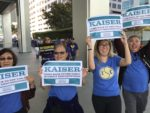 Have you seen this video? Kaiser brought in $3.8 Billion last year… but they cannot even come to the negotiating table?