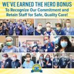 Kaiser Workers Deserve a Hero Bonus!