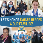 Does Kaiser Really Think We are Heroes? Take Action and Let the CEO Know!