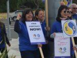 Kaiser Home Health Santa Rosa Local Agreement Regarding Holiday Rotation for PTs