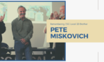 """ESC Saddened to Learn of Brother """"Petey"""" Miskovich's Passing"""