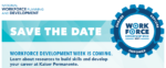 Workforce Development Week Postponed